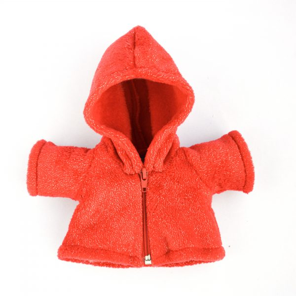 Chamarra Roja